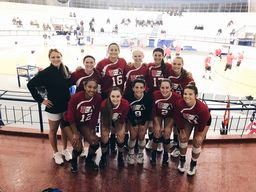 Seacrest Alum Competing in Brazil for National Volleyball Team