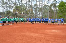 Alumni Turn Out for Jeffrey Ortiz Memorial Softball Game