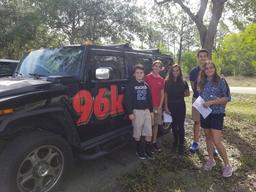 Students Working Against Tobacco Wins Radio Contest!