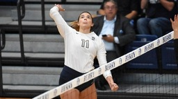 Former Stingray Volleyball Player Named Collegiate Player of the Week