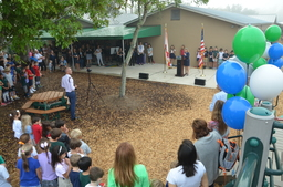 New Lower School Playground Open for Fun and Games!